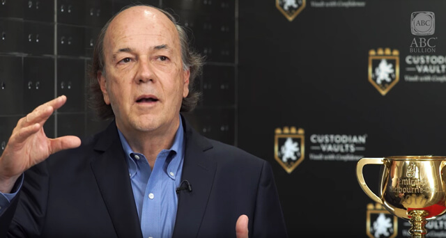 Jim Rickards Interview