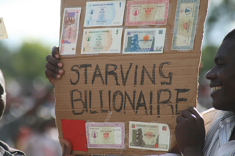Starving Billionaire