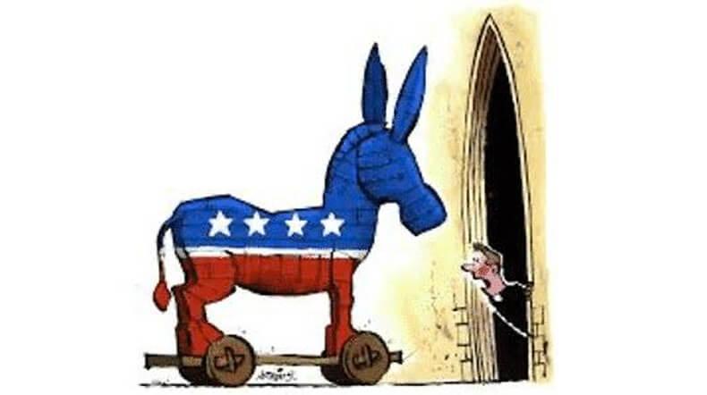 The Trojan Donkey - Jeff Thomas